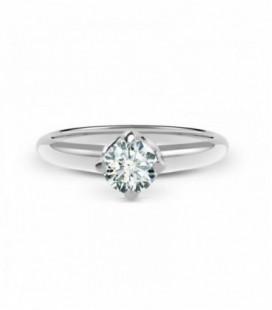 Forevermark Setting™ Szoliter Gyűrű (0,14-0,18)