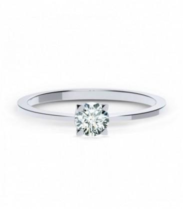 Forevermark Szoliter Gyűrű (0,14-0,16)