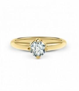 Forevermark Setting™ Szoliter Gyűrű (0,18-0,21)