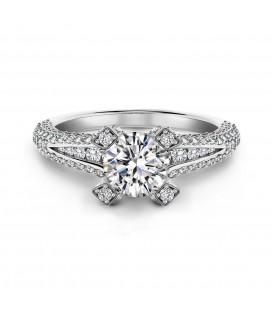 Cornerstones™ Pavé Koktél Gyűrű