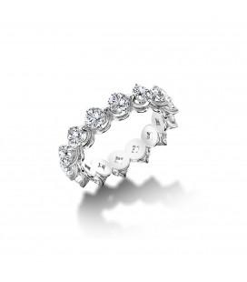 Forevermark Setting™ Eternity Gyűrű