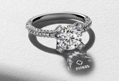 Forevermark gyémánt gyűrű