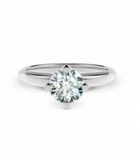 Forevermark Setting™ Szoliter Gyűrű (1,00)